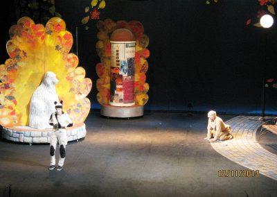 Поездка на спектакль в театр