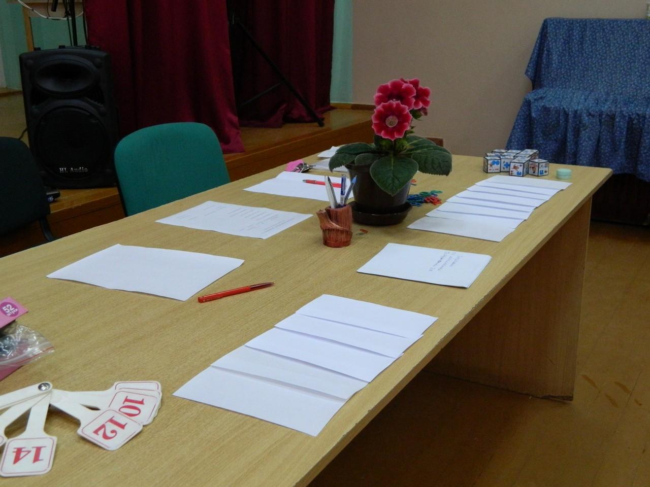 Экзамен в центре Обучения и Развития