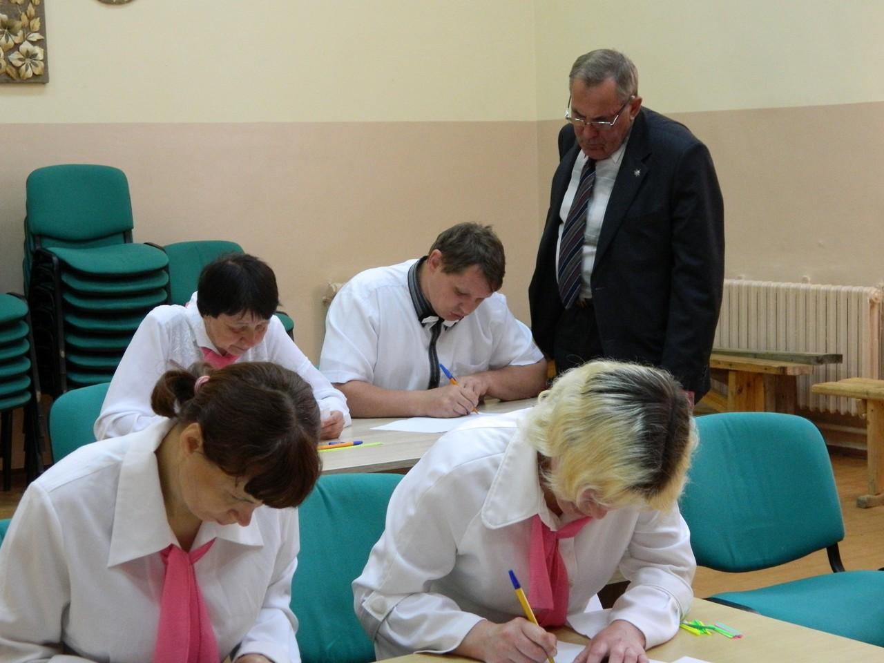 Прошёл экзамен  в центре Обучения и Развития