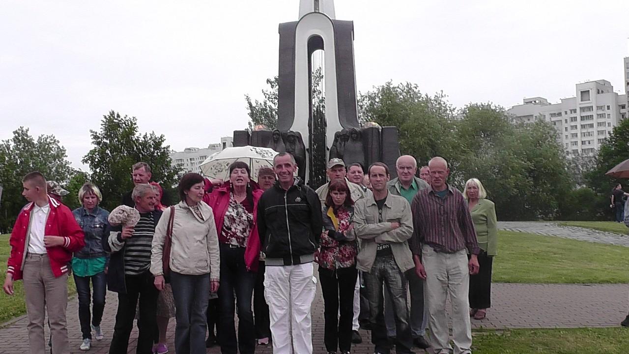 Экскурсия « Хатынь – Минск – Курган Славы»